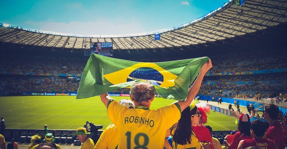 brasil jogo bonito en social media